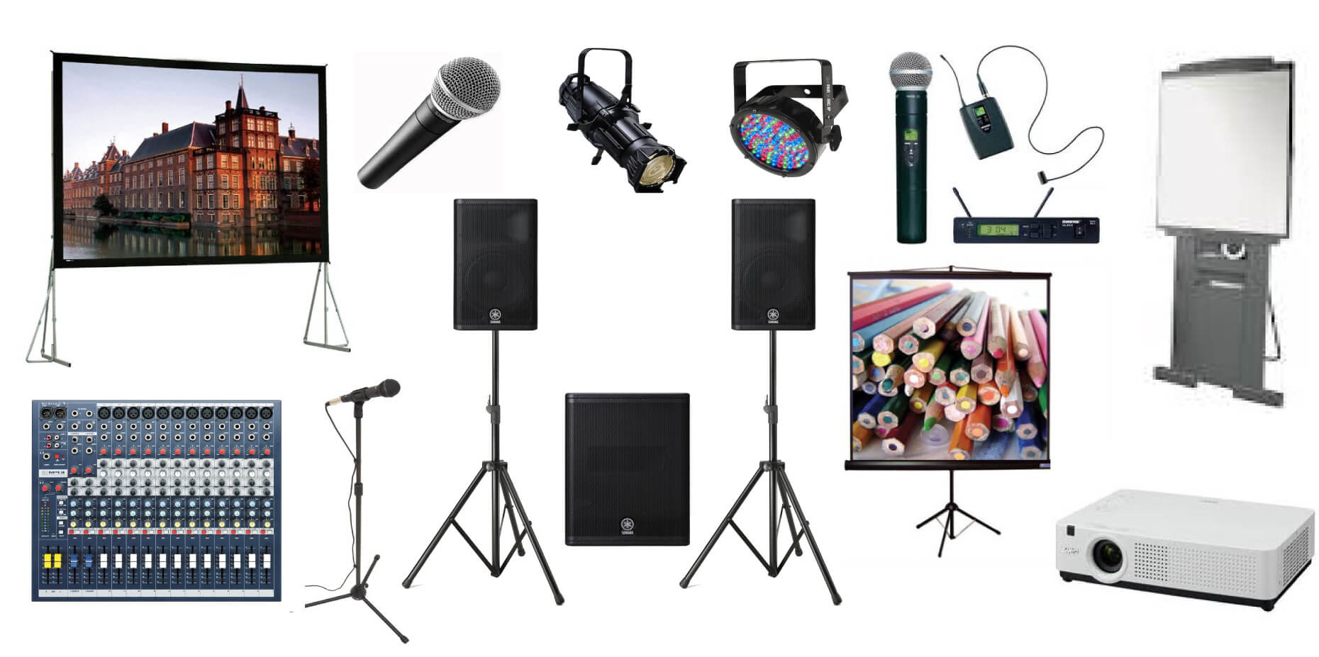 Audio/Visual Equipment / Conference in Northfield