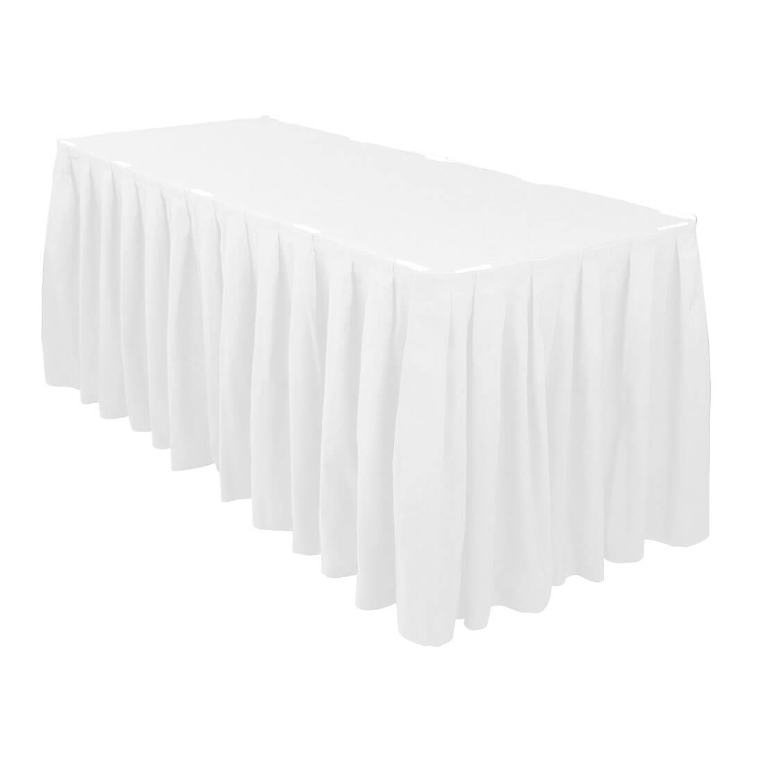 Banquet Table Skirt Rental in Riverwoods