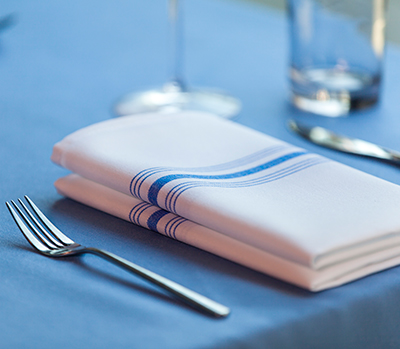 Cloth Napkins in Evanston