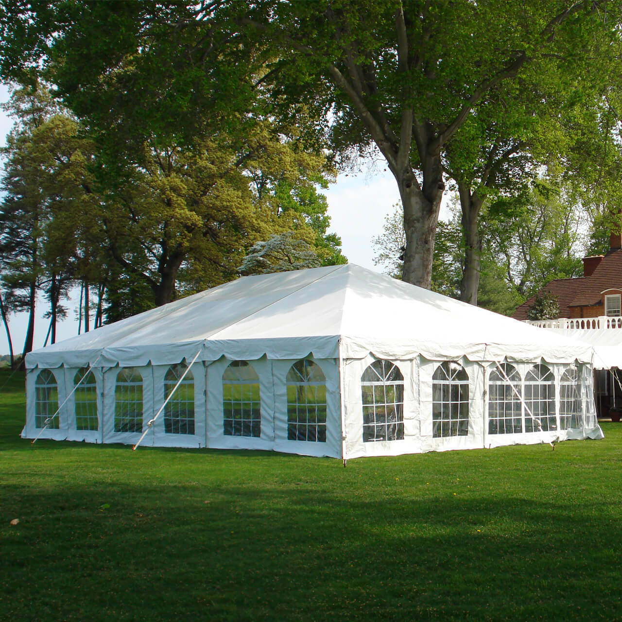 Frame Tents in Hoffman Estates
