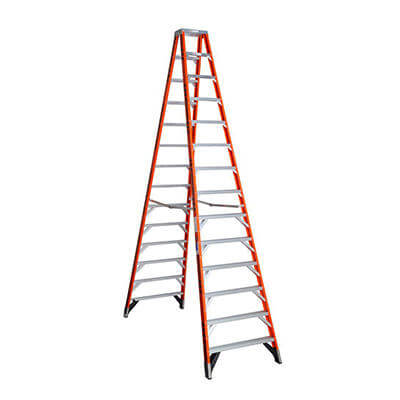 Ladders in Winnetka