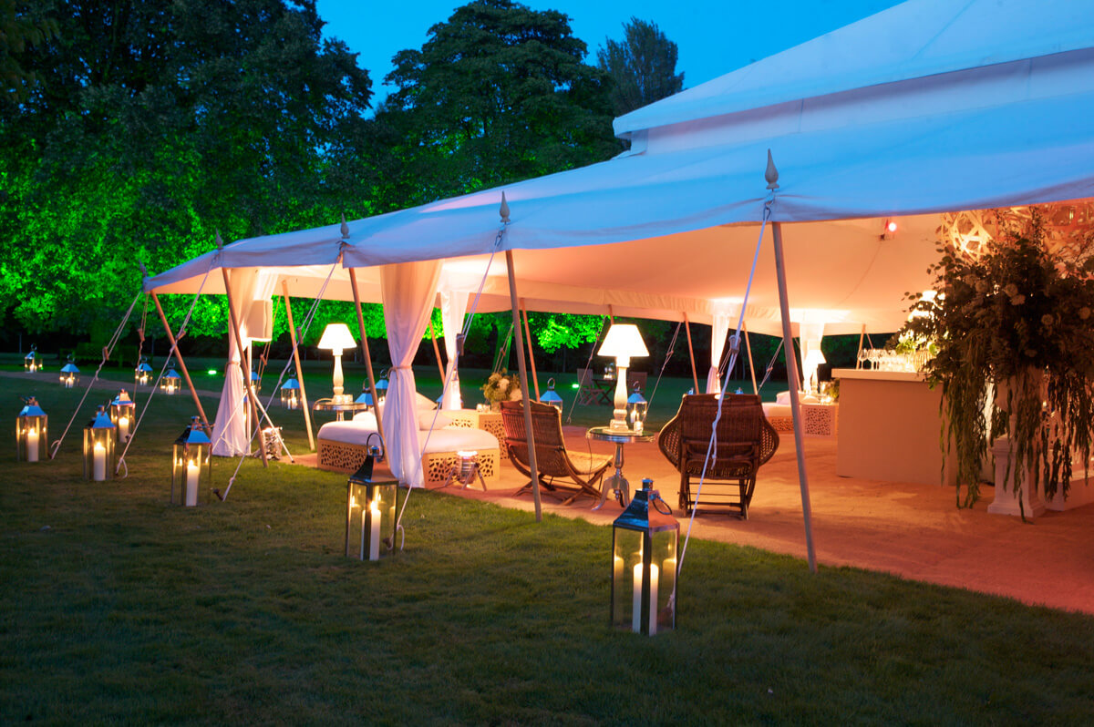 Tent Rentals in Marengo