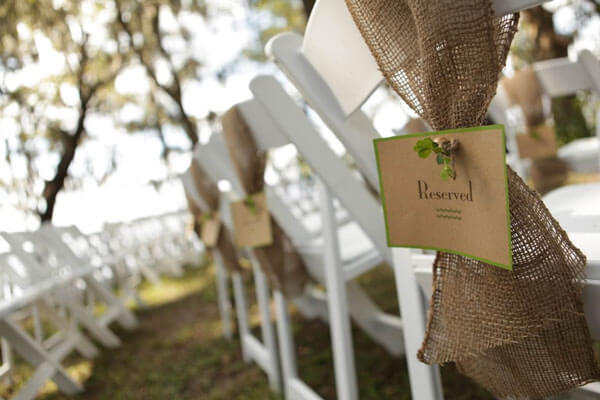 Wedding Rentals in Itasca