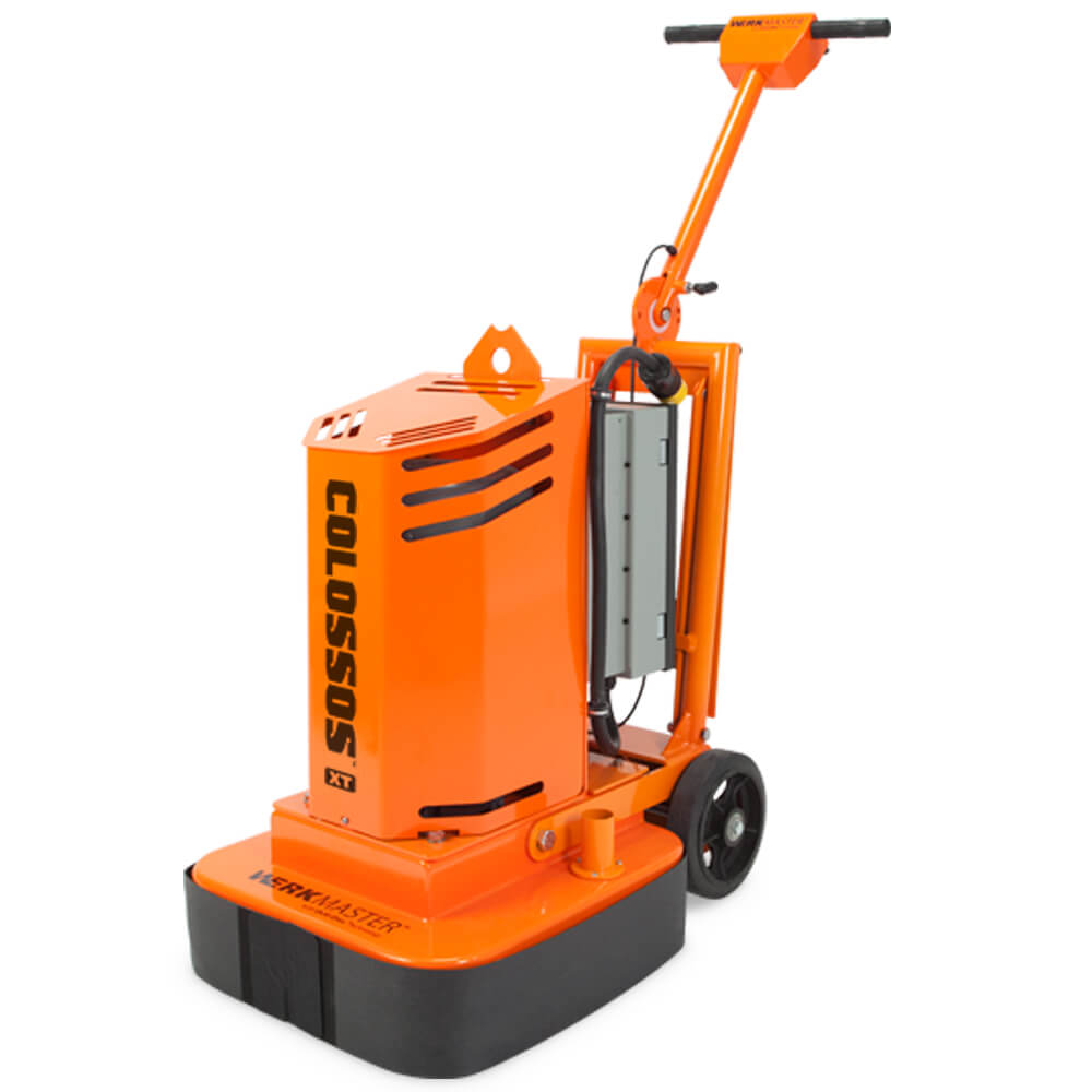 Floor Grinder, Electric Single Head (concrete Only